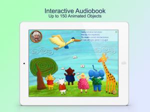 Interactive AudioBook
