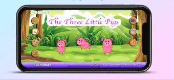New story: The Three Little Pigs!